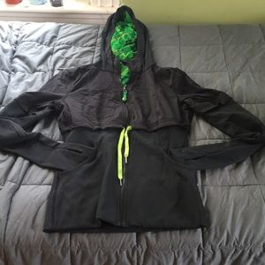 Reversible Lululemon jacket size 6